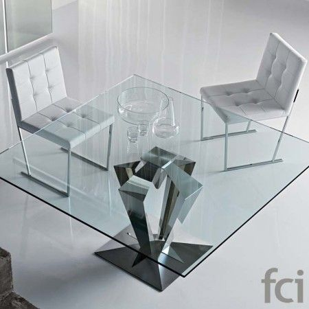 Cattelan Italia Gotham Dining Table By Andrea Lucatello