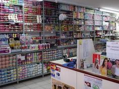 As lojas de armarinhos e aviamentos sustentam um mercado que vem crescendo a cada dia em nosso país...