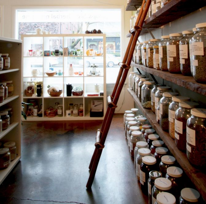 Health meets Herbs @ Hawthorne Herb Shoppee in #PDX