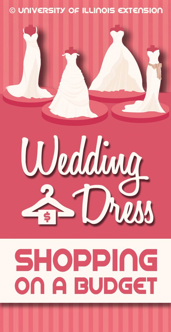 4 Tips to Shop for a Wedding Dress on a BUDGET