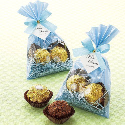 チョコお菓子 結婚式 プチギフト・ウェディング2
