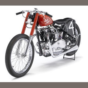 1951 Triumph Thunderbird 650 Dragbike Frame no. 6T 4928NA Engine no. 6T 4928NA Estimate: US$ 44,000 - 48,000 £27,000 - 30,000 €33,000 - 36,000