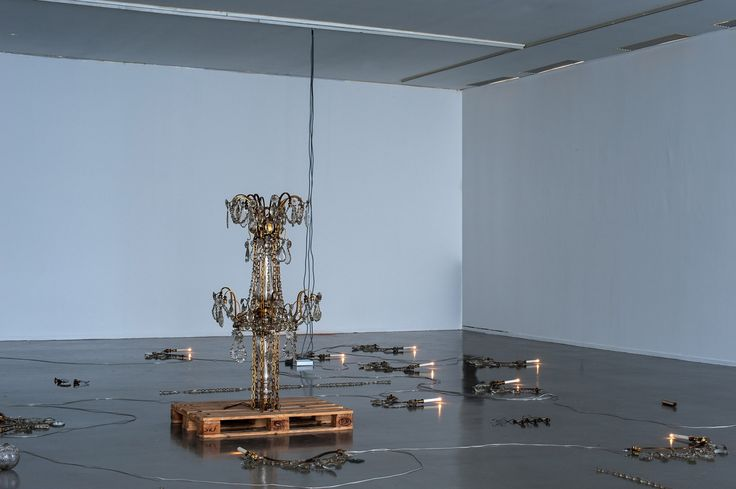 Danh Vo Tells a Story - Exhibition view of Danh Vo, Go Mo Ni Ma Da-Wmag