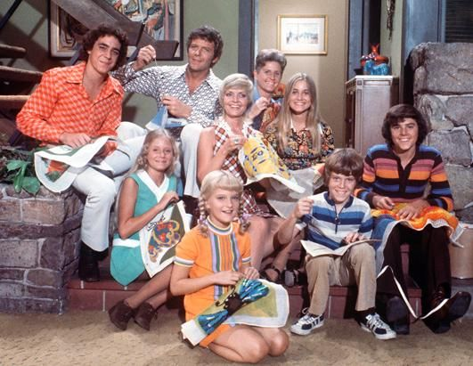 The Brady Bunch.  My favorite T.V.. series as a child.  :)