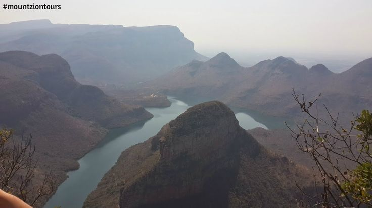The Blyde River Canyon is a significant natural feature of South Africa, located in Mpumalanga.