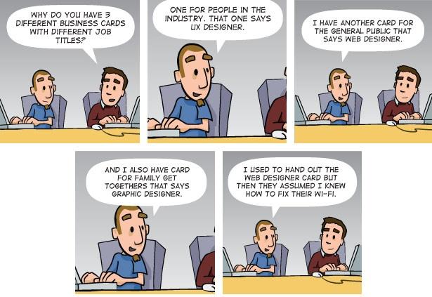 The .net strip #22: Job titles | Feature | .net magazine ...