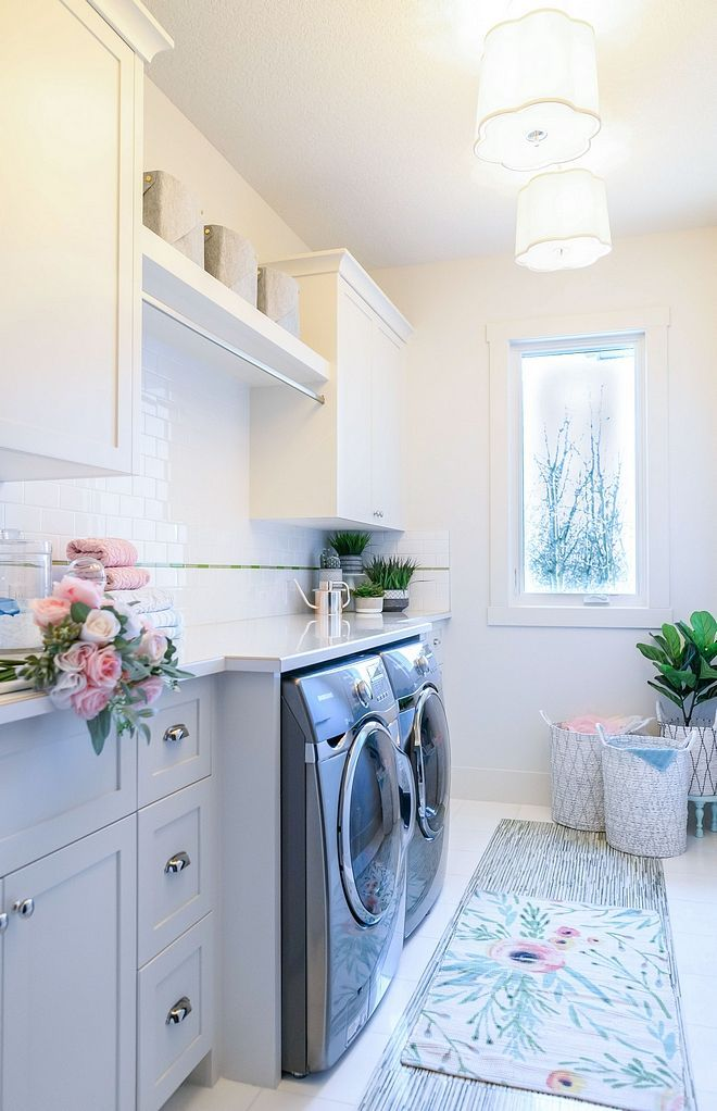 Laundry Room Paint Color Benjamin Moore Oc 23 Classic Gray Paint