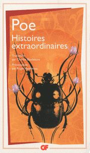 Edgar Allan Poe - Histoires extraordinaires. - Agrandir l'image