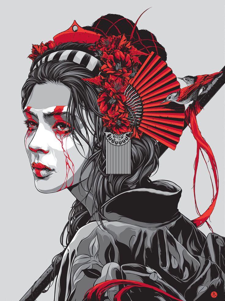 Los espectaculares posters de múscia y cine de Ken Taylor | OLDSKULL.NET