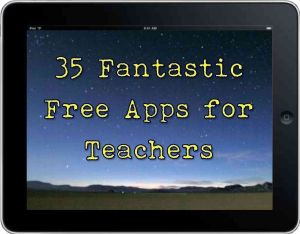 Lots of great Apps for classroom use: flashcards, classroom mangement, Common Core, Fry word lists, Running Record calcuator and more