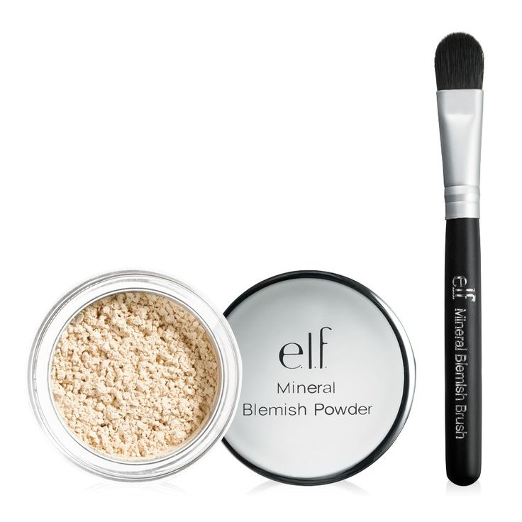 Mineral Blemish Kit. I wonder if this would be a good dup for my bare mineral one?
