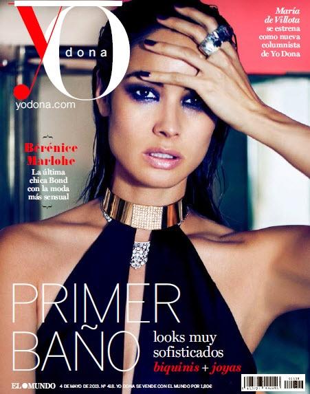 yodona N.418 esp. El Mundo - Sábado, 4 De Mayo De 2013 Spanish | 100 Pages | True PDF | 16.88 Mb