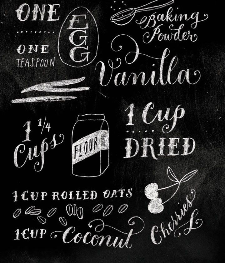 hand lettering - molly jacques