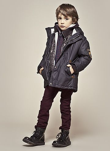 IKKS Automme-Hiver 2012 LOOK 9