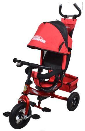 Navigator Трехколесный велосипед Lexus красный черный  — 9900р.  Популярная модель детского трехколесного велосипеда с ярким дизайном мальчиков для девочек. Велосипед снабжен ручкой управления для родителей.