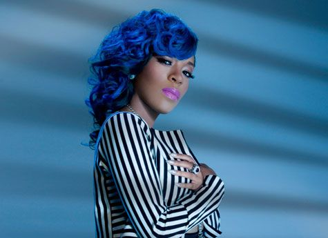 "K. Michelle – ""Kiss My A$$"" (Full Song)"