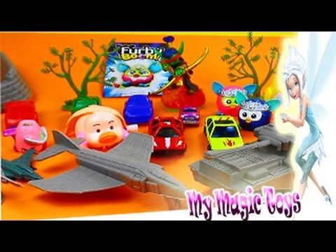 ●Magic Toys● Suprise Eggs │ Toys & Cartoon Animals - YouTube