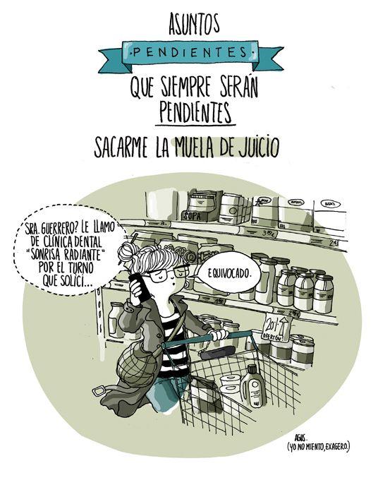 Agustina Guerrero: diario de una volátil ·asuntos pendientes·