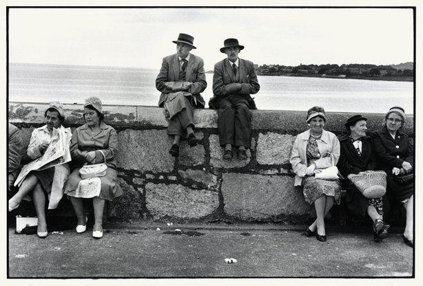 Elliott Erwitt - Dun Laoghaire, Co. Dublin, Ireland. 1962
