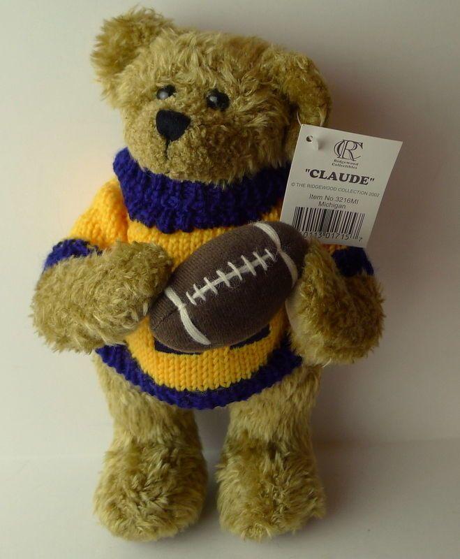"#Michigan State University Football Bear Wolverines 10"" #MSU  #MichiganWolverines"