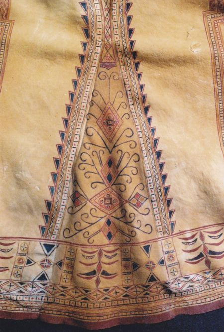 Naskapi or Mantagnais coat