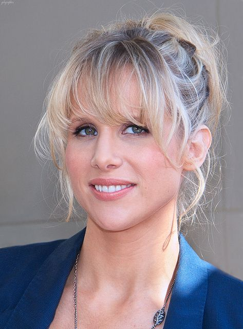 Lucy Punch, via Flickr. Doc Martin's 1st receptionist