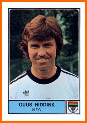 GUUS HIDDINK NEC BREDA 1978-81