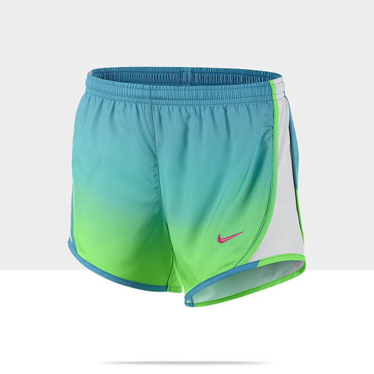 """Check it out. I found this Nike 3.5"""" Tempo Graphic Girls' Running Shorts at Nike online."""