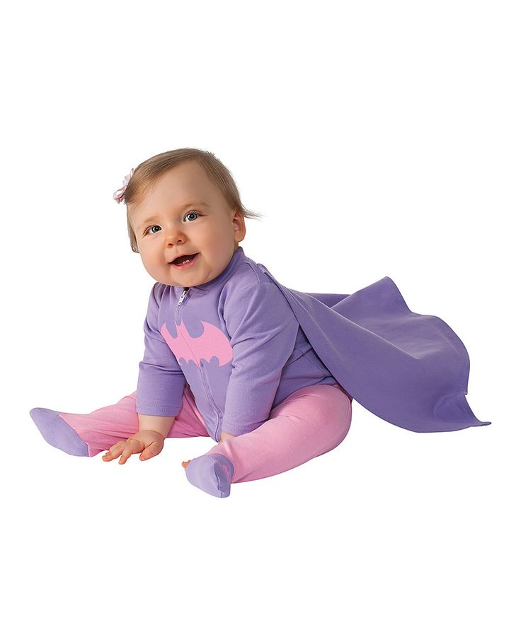 Look what I found on #zulily! Batgirl Dress-Up Outfit - Infant by Rubie's #zulilyfinds