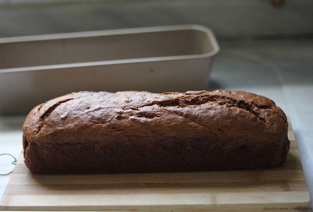 My famous banana bread recipe (no eggs)