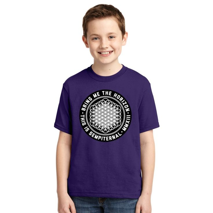 The Sempiternal Album Youth T-shirt