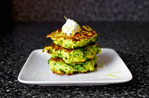 Zucchini Fritters | 21 Next-Level Latkes You Need To Try