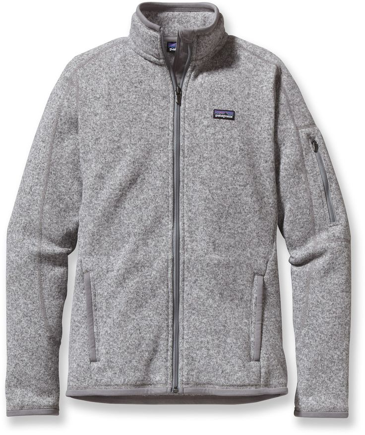 Patagonia Better Sweater Jacket, Birch White