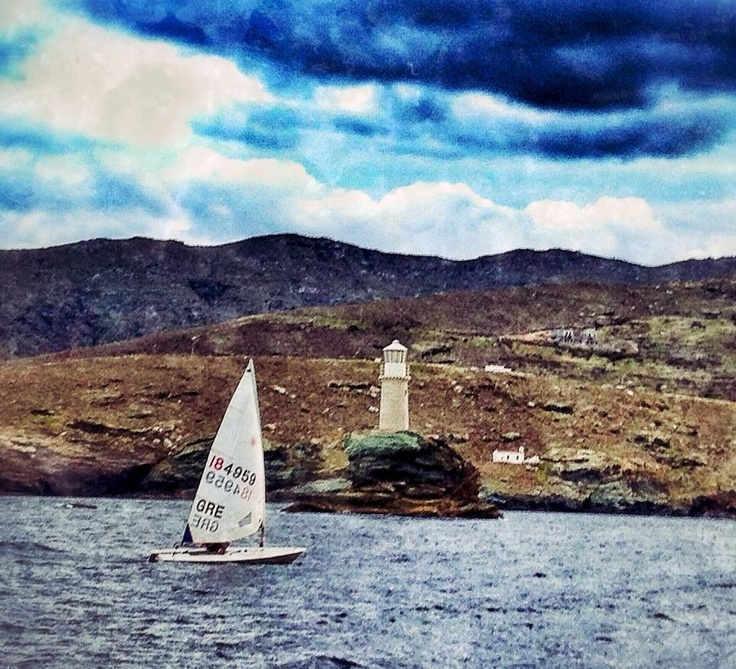 VISIT GREECE  Tinos island, Cyclades Greece