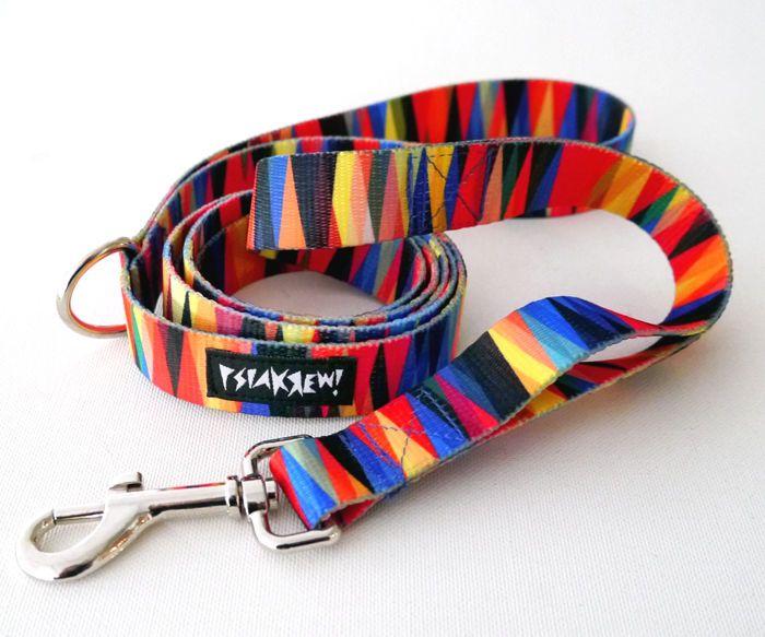 Smycz dla Psa Summer Time szerokość 2 cm – Cena | sklep internetowy Psiakrew