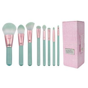 Set 8 pensule pentru machiaj, Love is.. trusting  #set #pensule #machiaj #makeup #8