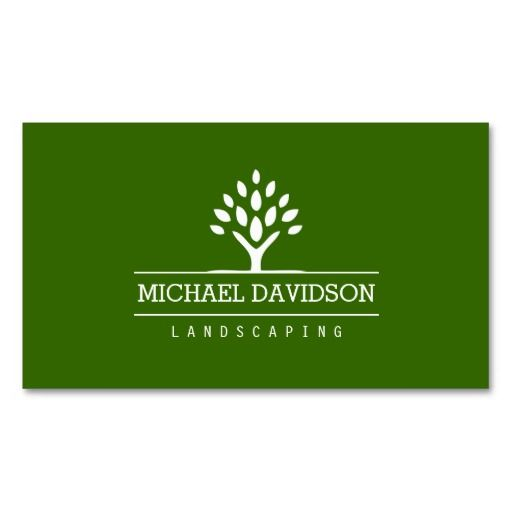 19 best business cards for landscaping  lawn care  landscapers images on pinterest