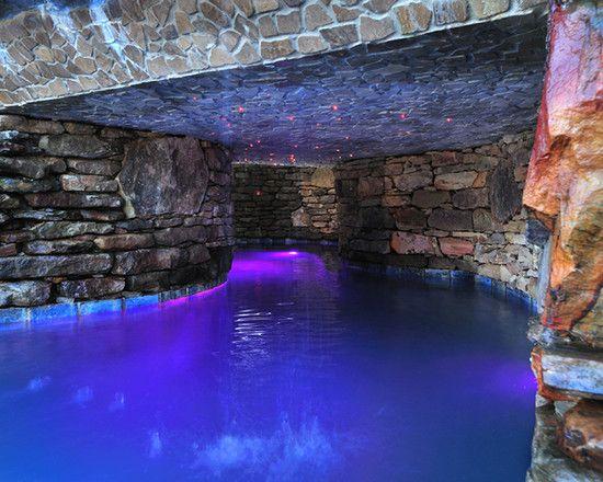 eads area natural pool backyard resort design