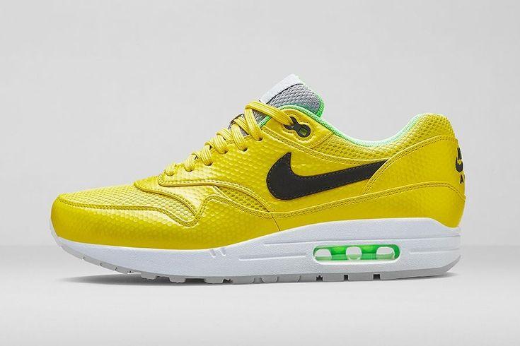 Nike Air Max 1 FB Mercurial Vibrant Yellow release infos #airmax #am1
