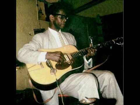 Elmore James - Standing At The Crossroads; my favorite Elmore James.