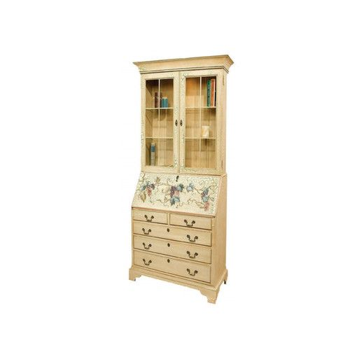 Jasper Cabinet Arlington Computer Secretary Desk with Hutch & Reviews | Wayfair