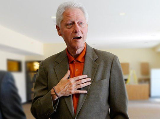 bill clinton skinny cancer fears