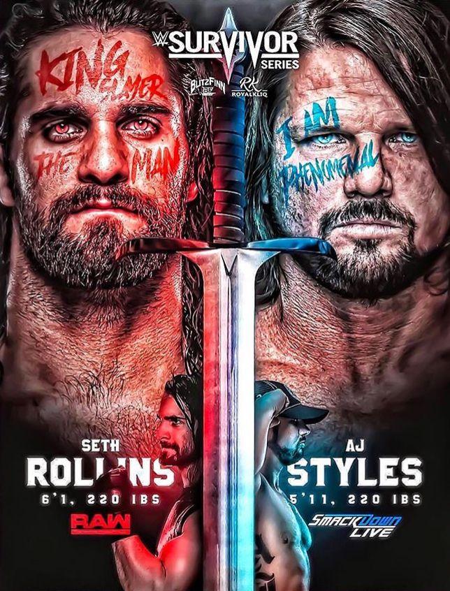 Phenomenal One Vs The Architect Wrestling Wwe Wwe Events Wwe