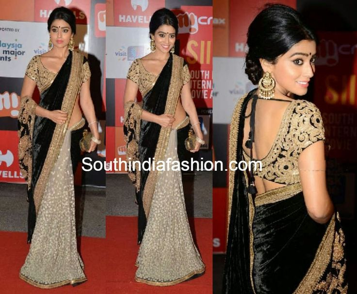Saree Blouse Patterns