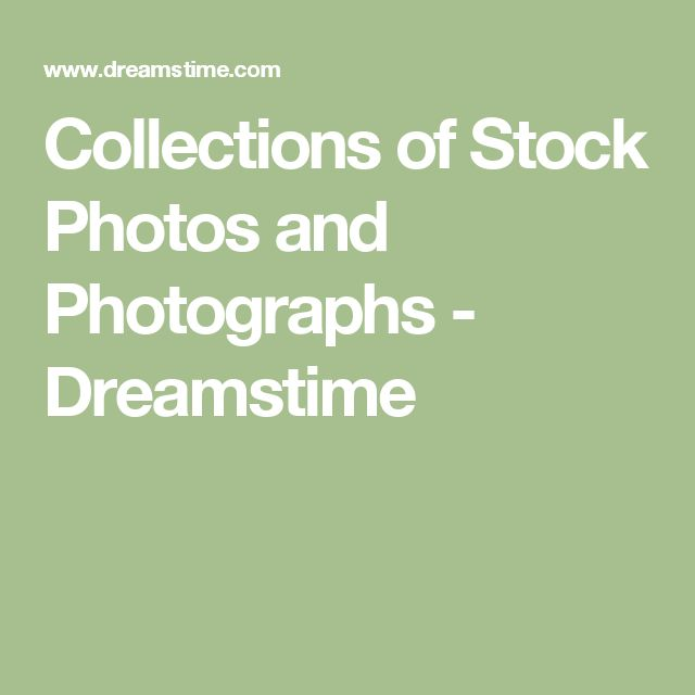 Collections of Stock Photos and Photographs - Dreamstime