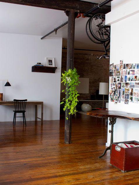 warehouse livingColumns Green, Jason 17, Bathroom Interiors, Design Ideas, Interiors Bathroom, Interiors Design, Bathroom Designs, Design Bathroom, Indoor Plants