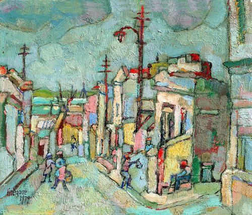#SouthAfrican #Art Gregoire Boonzaaier