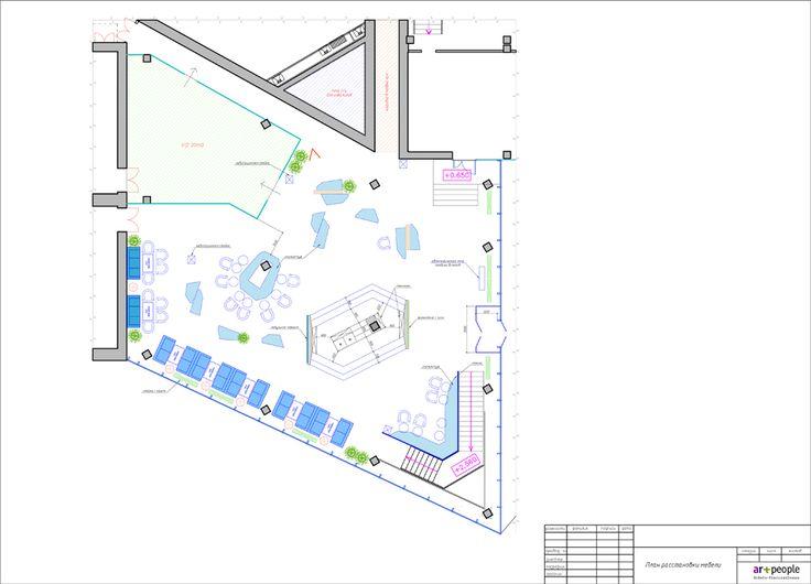 Дизайн фойе кинотеатра в Пятигорске
