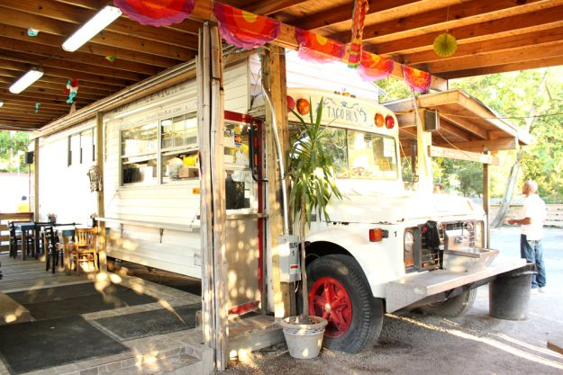 The Taco Bus in Tampla, FL | WithTheGrains.com