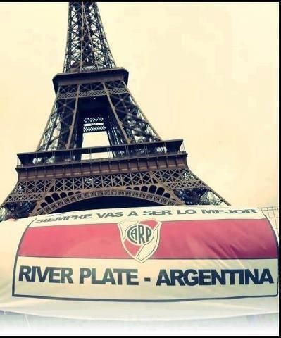 River Plate ♥Un amor, que no entiende de fronteras!